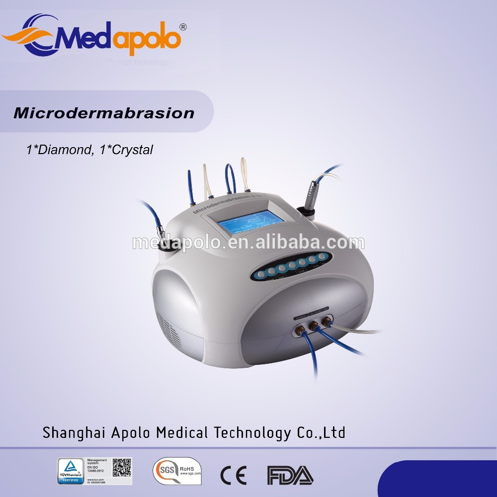 quality products micro crystal dermabrasion machine with high qulity