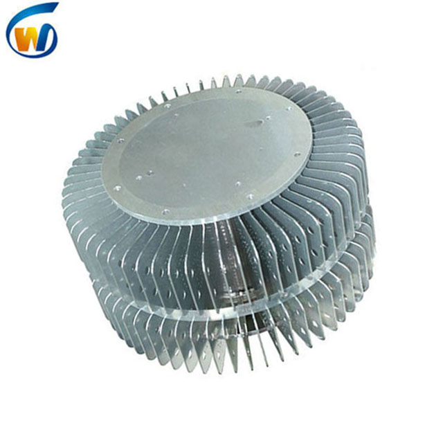 new design hi bay led housing aluminum