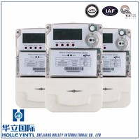 Max. demand, average demand calculation and over demand alarm Single Phase Electronic Energy Meter