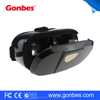 Virtual Reality VR Headset Imax 3D Video Glasses Black 4.5 ~ 6 inch smart phones