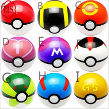 Cute mini toys pokemon tomy ,7CM pokeball