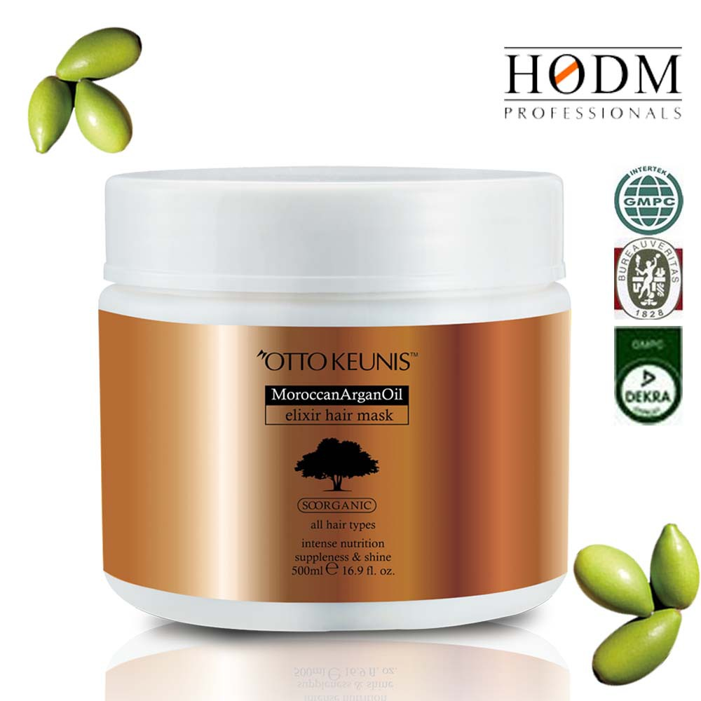 Nourishing Keratin Hair Mask Cream, Deep Conditioning and Penetrates hair to Enhance Strength