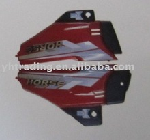horse motorcycle plastic parts side covers