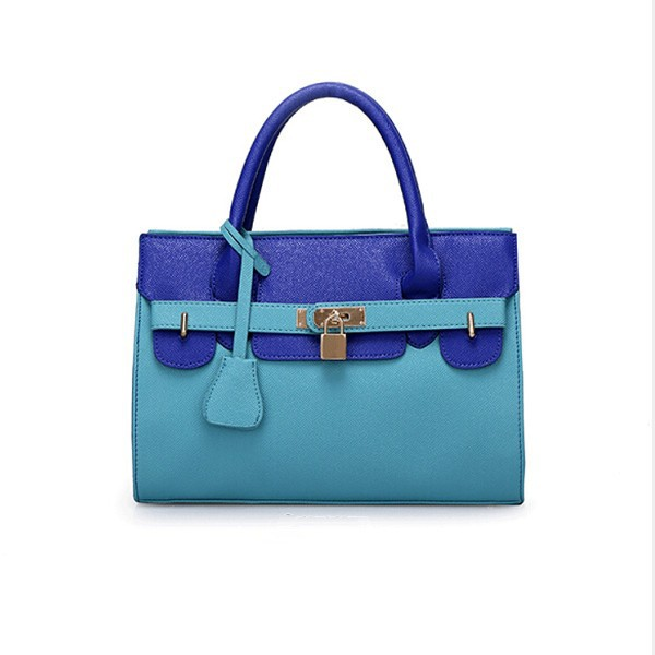2015 hot popular fashion copy brand designers women leasure handbag top wholesale