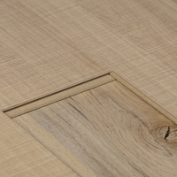 Good Price Wood Composite HDF Flooring Discontinued Laminate Flooring