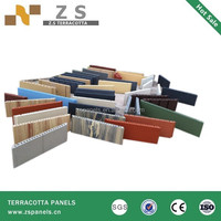 Thin series decorative wall tiles terracotta wall tiles insulated ceramic roof tile price