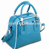 best selling leather lady handbag made in china
