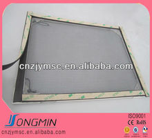 screen extrusion flexible rubber window magnetic strip