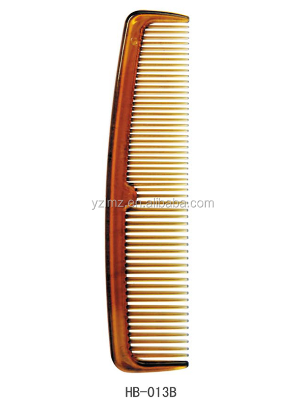 Factory Wholesale 2016 Hotel Disposable Travel Custom Hair Combs