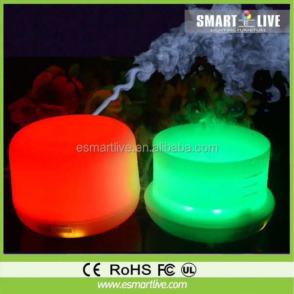 2013 NEWEST Rounding night light Aroma funtion remove dust,Keep air fresh,reduce degree Humidifier with LED&Aroma box Best price