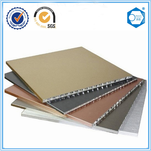 aluminum composite panel for construction material