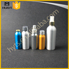 80ml 100ml 240ml 250ml 300ml 500ml Wholesale New Design Cosmetic Spray Aluminium Bottle With Screw Cap For Perfume