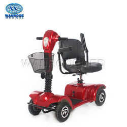 BWHE802 Electric Wheelchair Scooter