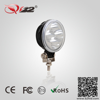 12W led work light for auto off road ATV 4x4 working lamp