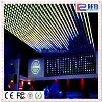 New IC WS2821 dot pixel light matrix RGB full color led light cube for bar decoration