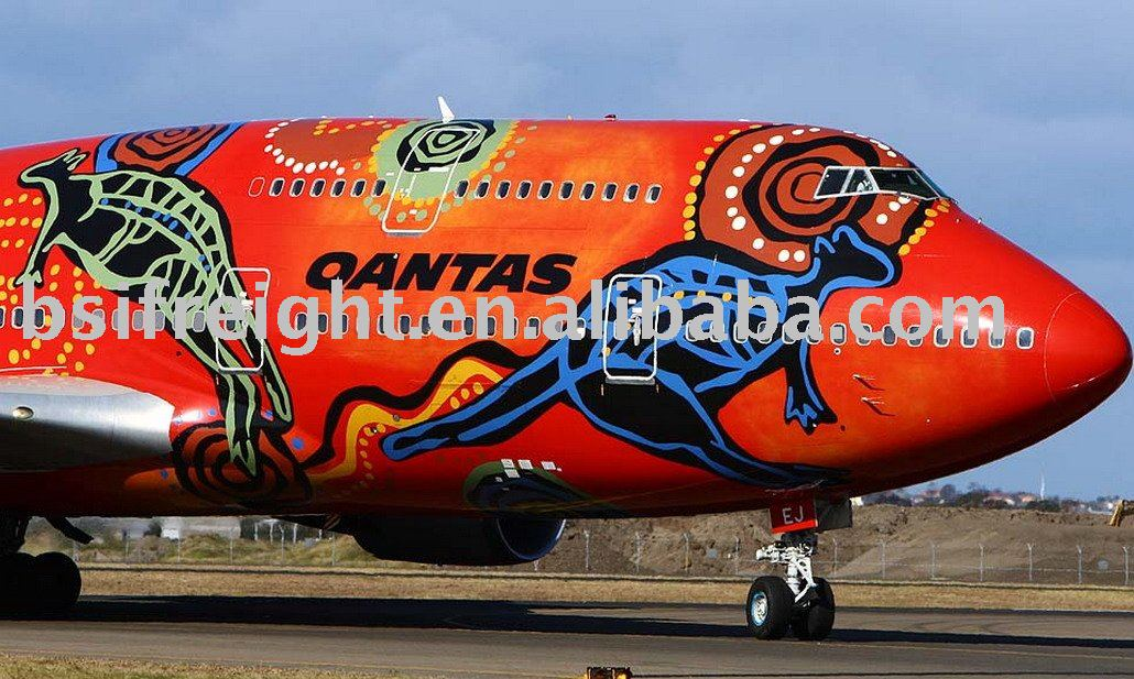 Air Shipping from China to Sydney / Melbourne ; Australia by Qantas Airways / QF