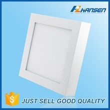 Reasonable price 9x9inch cube shape ceiling mounted 15W waterproof IP65 outdoor led lamp