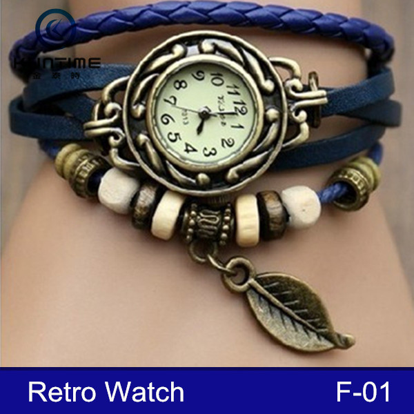 2015 New Arrival Antique Ladies Vintage Watches Relojes de Mujer