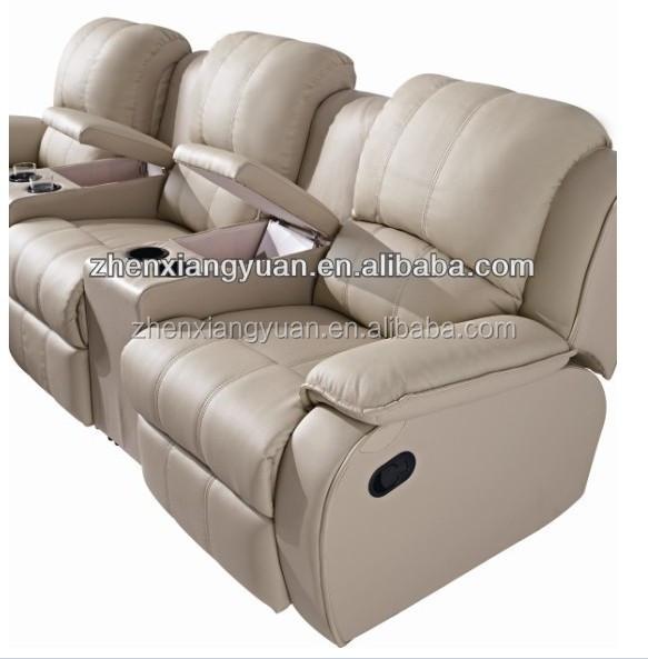 puissance salon canap home cin ma fauteuil inclinable en cuir canap canap salon id de produit. Black Bedroom Furniture Sets. Home Design Ideas