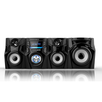 2017 hot new products hi-fi multimedia active woofer professional stage speaker system