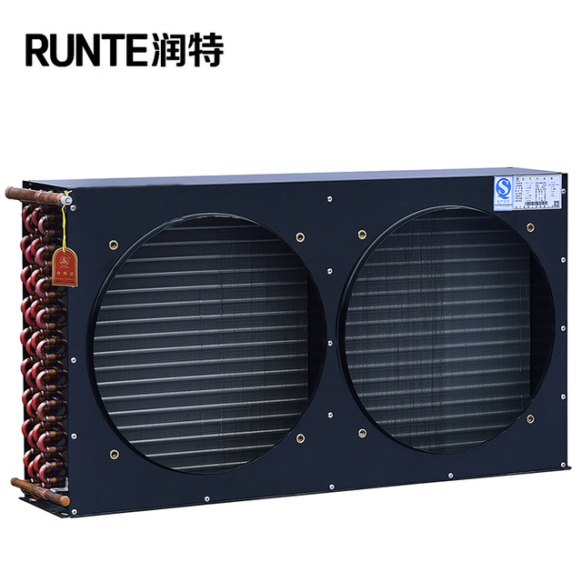 industrial refrigeration two stage evaporative air cooler condensing unit