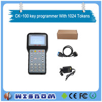 CK-100 key programmer V46.02 With 1024 Tokens Auto Key Programmer SBB Update Version Multi-languages Support Toyota G Chip