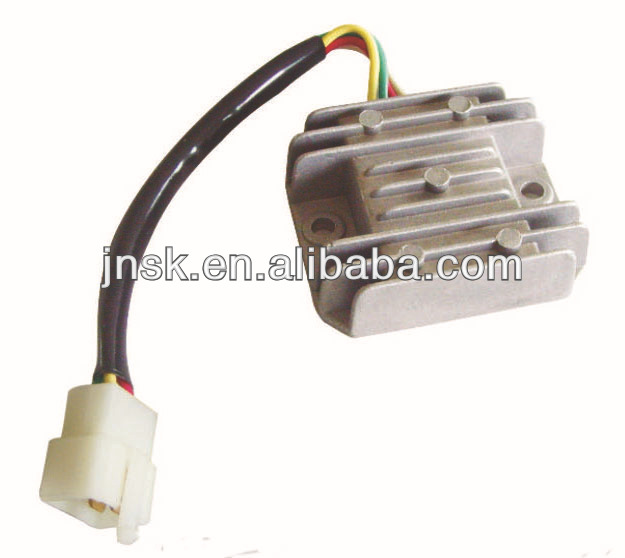 HOT SALES for Honda chinese product Motorcycle Voltage Regulator Rectifier CG125-3/CG125-4/CG125-T/CG125-W