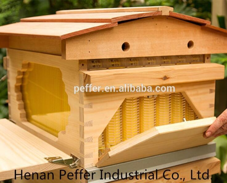 Best quality plastic bee hives honey beehive honey auto flow bee hive