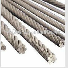 3mm pvc coated galvanized steel wire rope Good price
