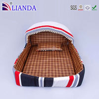 Folds flat for travel new design pet house for dog,soft, warm and comfortable pet house for dog,indoor rabbit cages