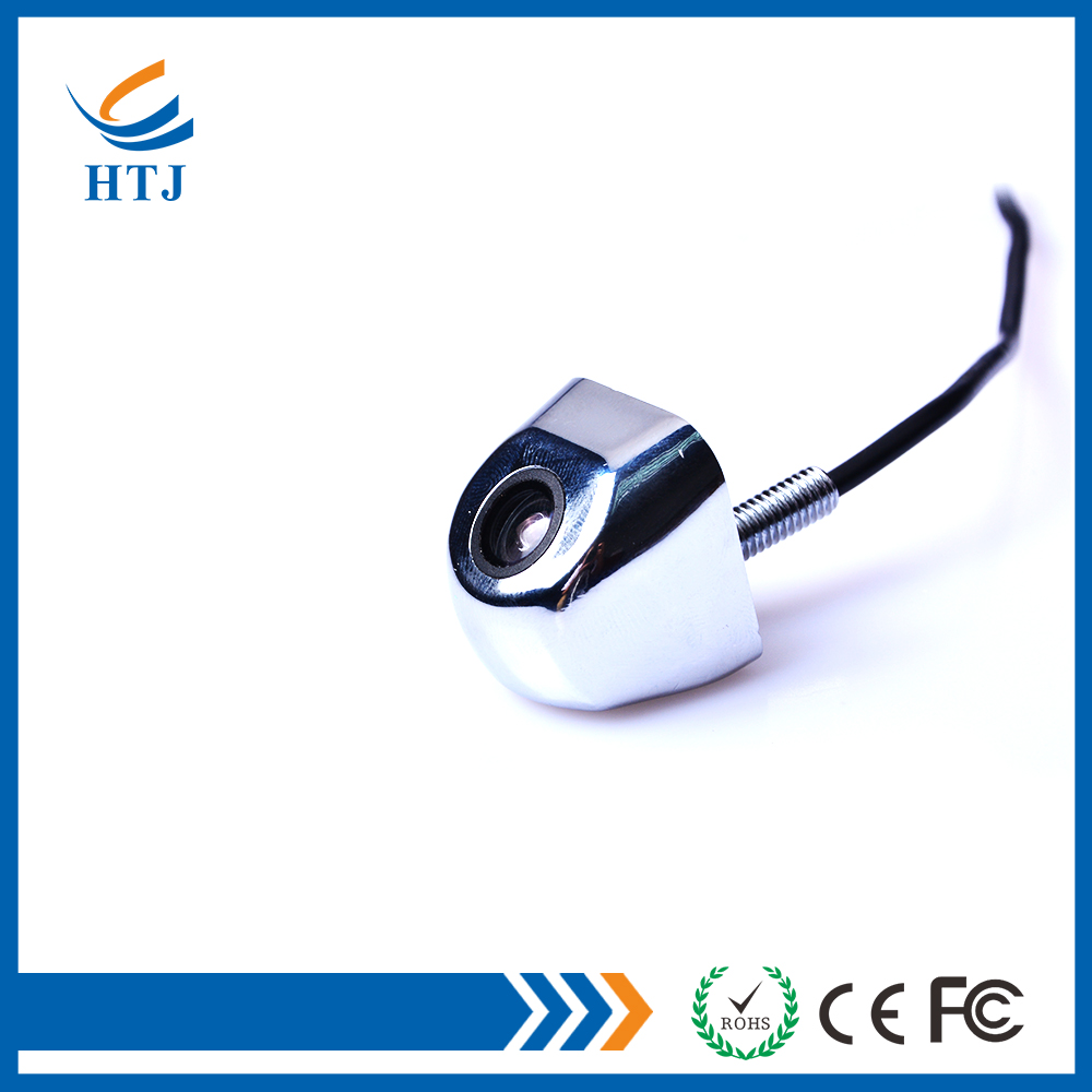 Small size 0.2Lux low illumination car backup camera with guidelines