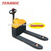 Material handling equipment 1.5ton mini electric pallet truck