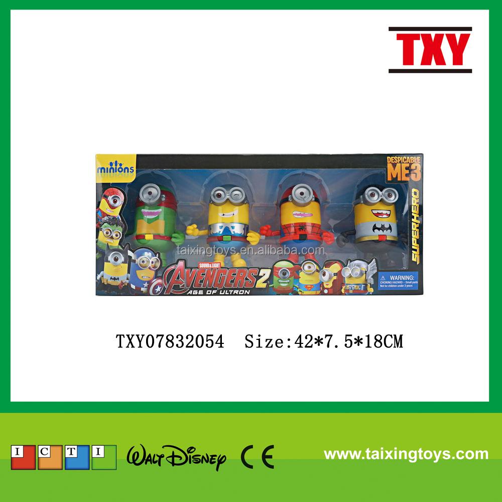 Figura de acci n juguetes para los ni os m s nuevo minion - Juguetes nuevos para ninos ...