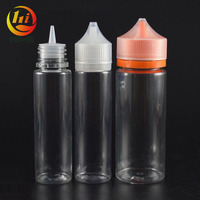 60ml 120ml pet plastic bottle for vape oil bottle uk plastic pet colorful caps