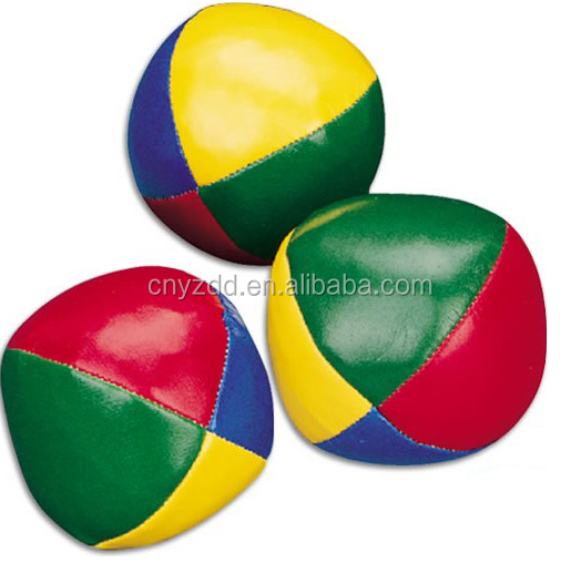 FREE SAMPLE promotional gifts ROUND SHAPED JUGGLING BALLS