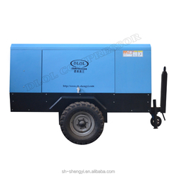 15m3/min Screw type Portable air compressor for Drilling
