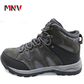 Alibaba Wholesale MNV Brand Men's Hiking Boots With Waterproof Leather Upper