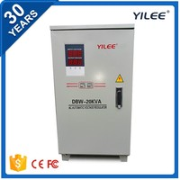 Air conditioner voltage regulator for home