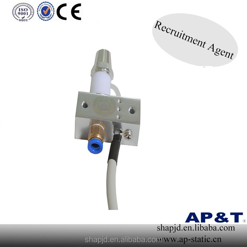 AP-AC2454-A Ionizing Air Nozzle air rotating nozzle