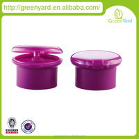 plastic cap with insert gasket for medical glass bottle