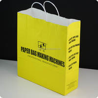 China gold supplier competitive custom printed paper bag for clothes