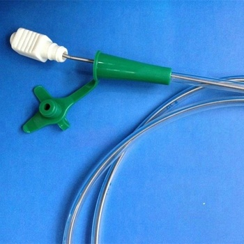 TPU Nasal Gastric Feeding Tube with Stainless Guide Wire