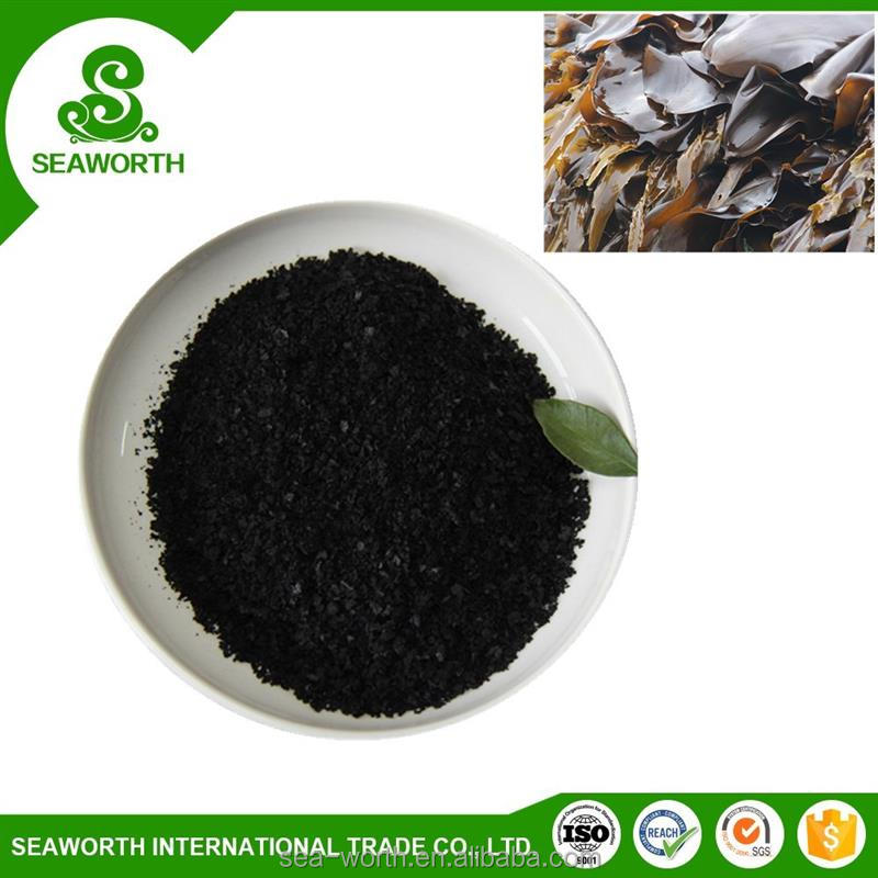 Super quality organic seaweed extract powder/ flake for plant