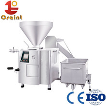 beef chicken meat sausage filling machine for salami