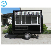 Factory supply food truck business/camper van/food van australia