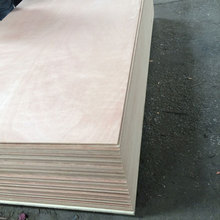 Poplar Main Material and Outdoor Usage Okoume Plywood