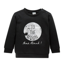 2017 wholesale baby kids clothes korean style long sleeve kids tshirts for boys
