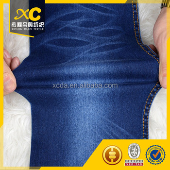 4/1 fashion cheap softtextile satin denim fabric