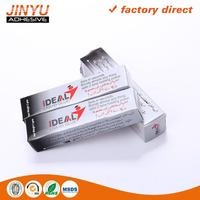 Professional Adhesive Factory Quick drying cyanoacrylate super glue