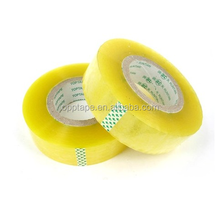 China supplier packing material OPP film adhesive printed polyken wrapping tape